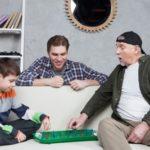 家族3世代で楽しく行うトレーニングとは・・・♪